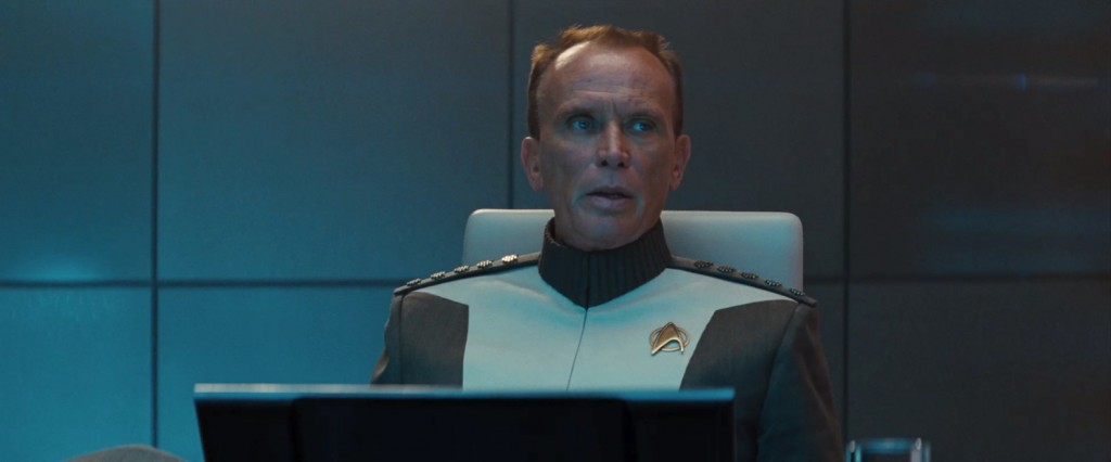 Star Trek Into Darkness international trailer Admiral Marcus