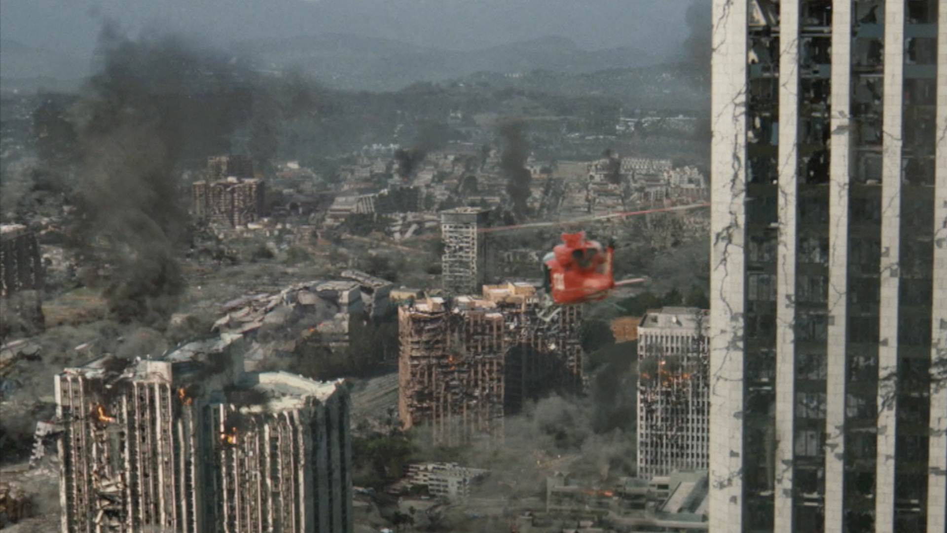 san andreas After the infamous san andreas fault finally gives, triggering a magnitude 9 earthquake in california, a search and rescue helicopter pilot.