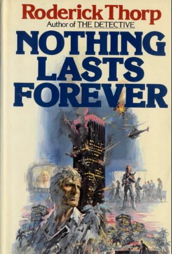 book cover nothing lasts forever