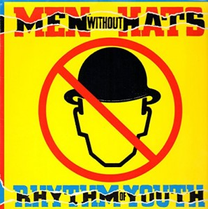 Album art for Men Without Hats - Rhythm of Youth