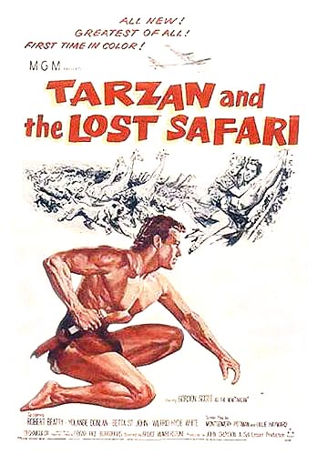 Tarzan_and_the_Lost_Safari_poster