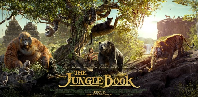 jungle book poster 2016
