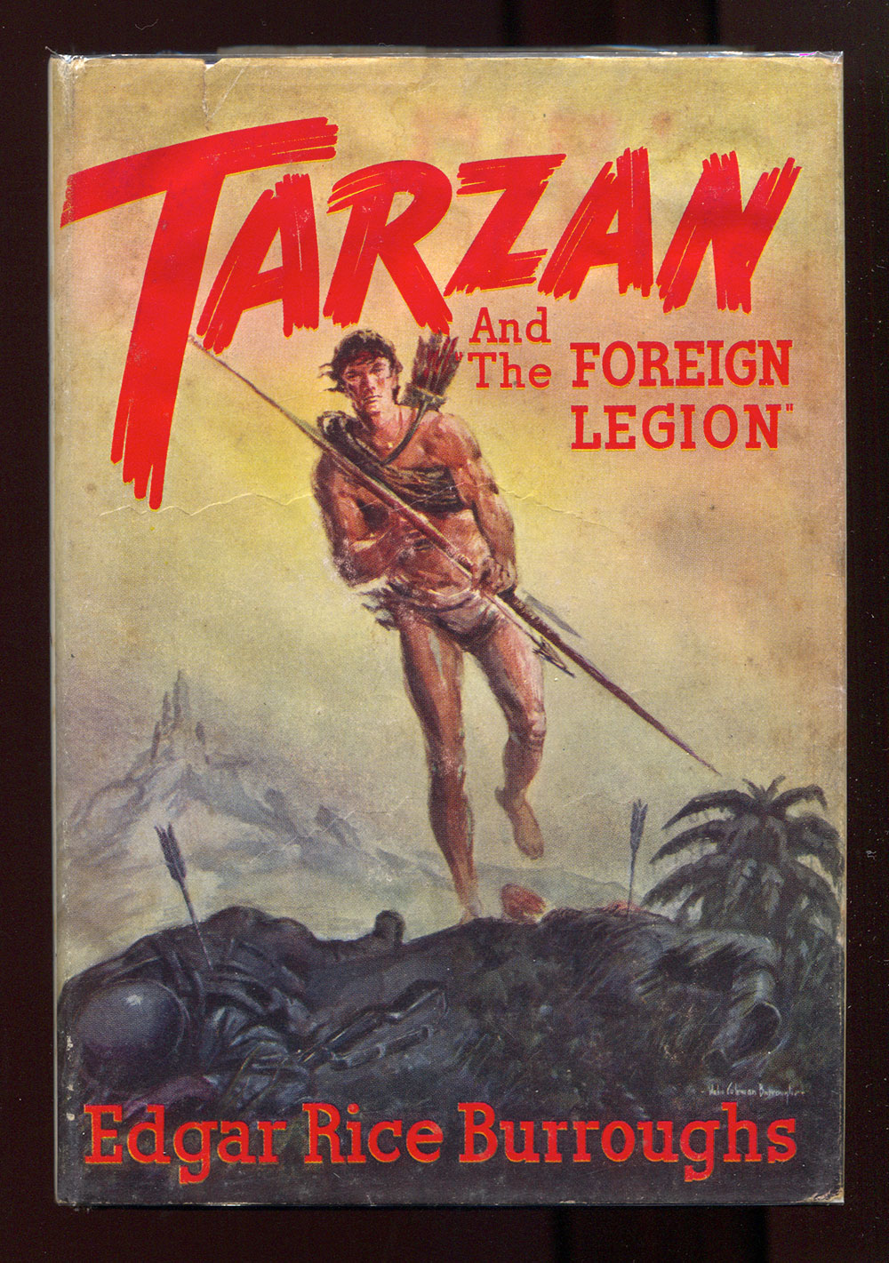 tarzanforeignlegion