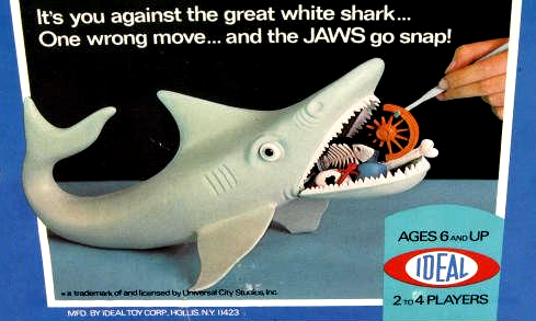 Jaws game 1975