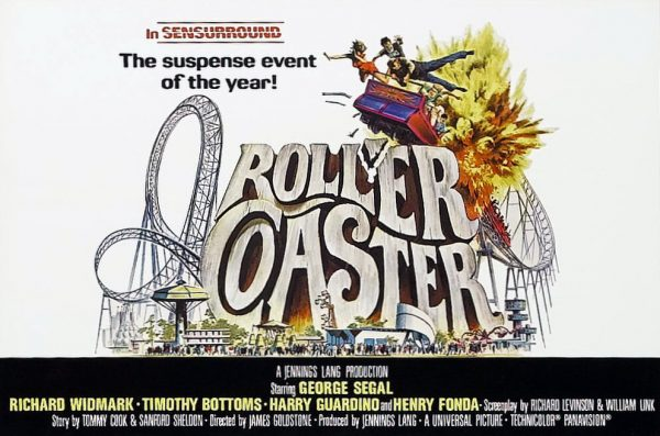 ROLLERCOASTER (1977) poster 7