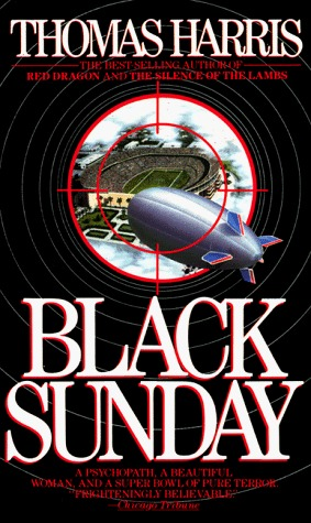 black sunday book
