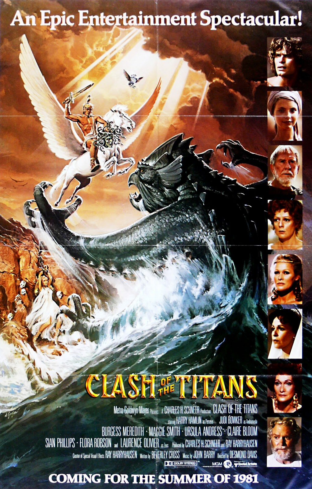 Cetus Clash Of The Titans