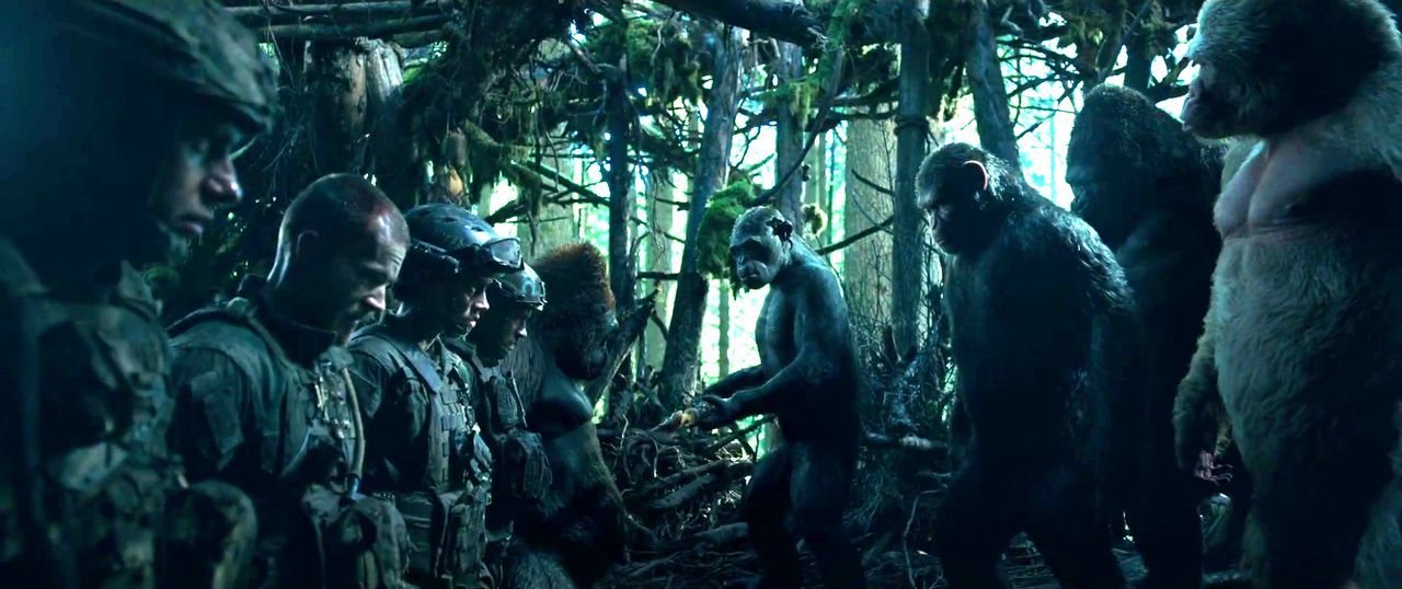 Mike S Movie Cave War For The Planet Of The Apes 2017 Review