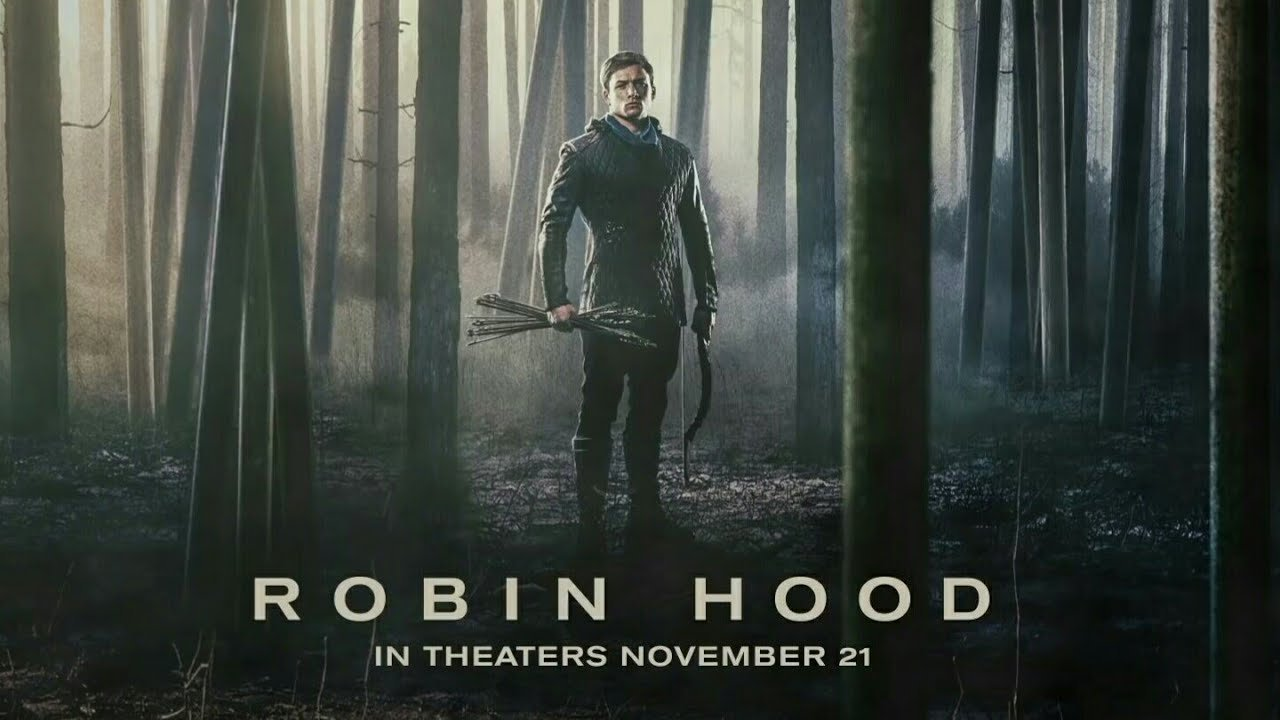 Mike's Movie Cave: Robin Hood (2018) – Review