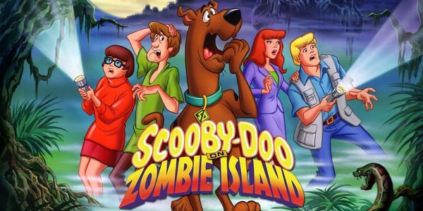 Mike S Movie Cave Scooby Doo On Zombie Island 1998 Review