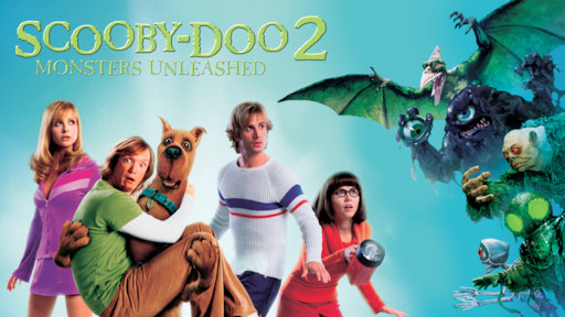 Mike S Movie Cave Scooby Doo 2 Monsters Unleashed 2004 Review
