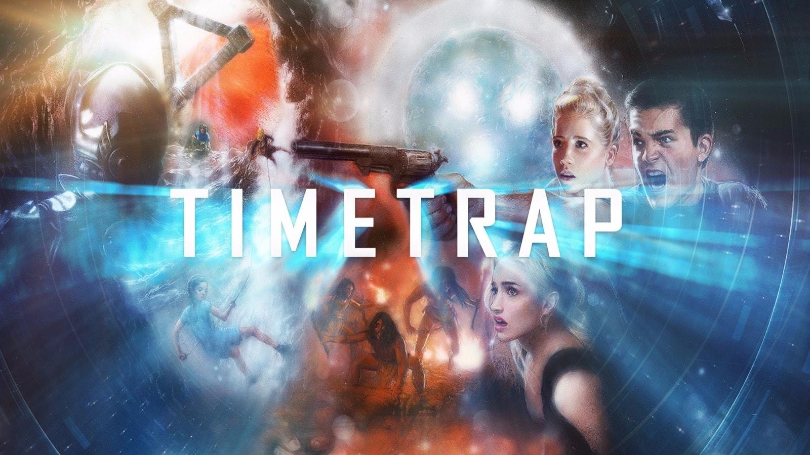 TIME TRAP   NETFLIX (2017) ฝ่ามิติกับดักเวลาพิศวง